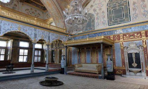 Мечеть Топ Капы в Стамбуле